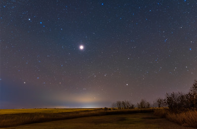 Mars, Mira, and the Autumn Constellations
