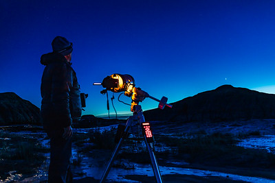 Shooting the Great Conjunction (Dec 20, 2020)