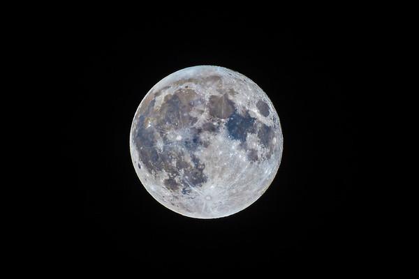 Solar System - Moon