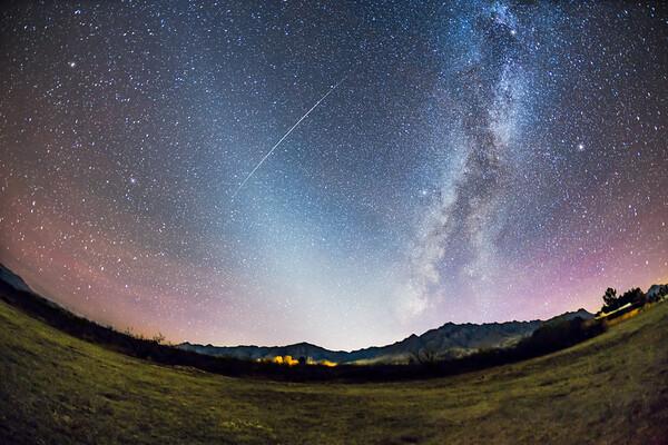 Solar System - Zodiacal Light