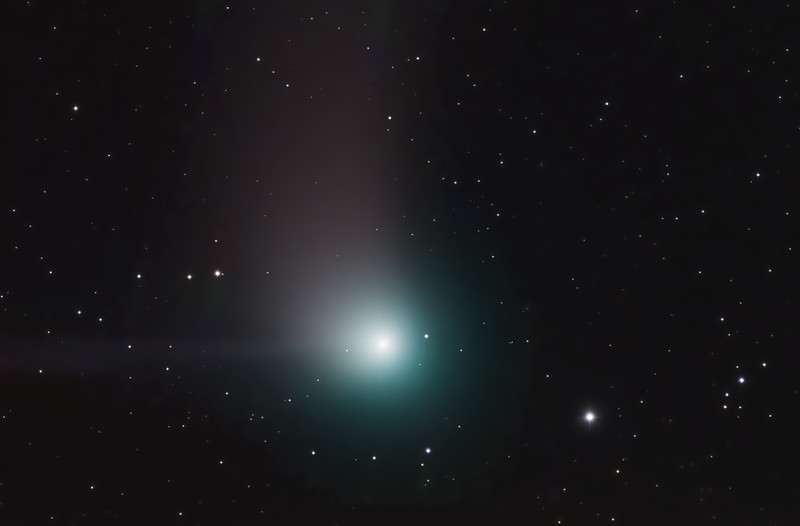 Comet C/2013 US10 (Catalina)