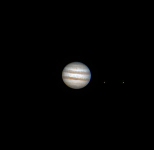Jupiter 7th March 2016