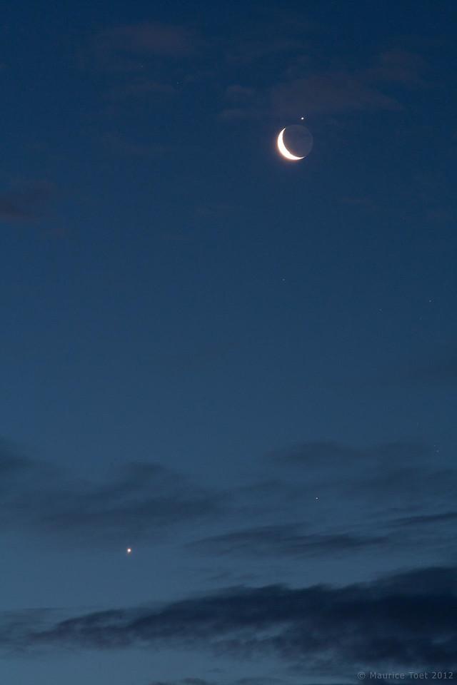 Jupiter Occultation.