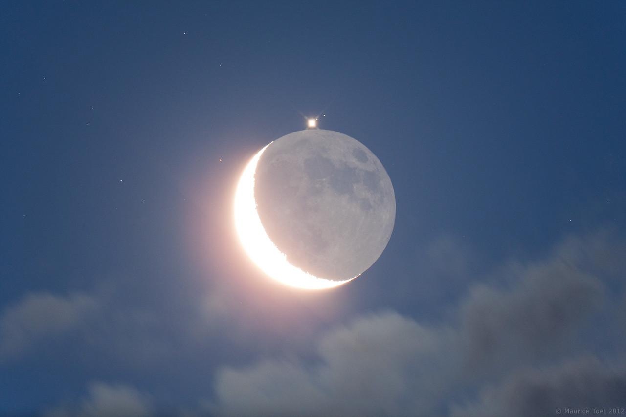 Jupiter Occultation
