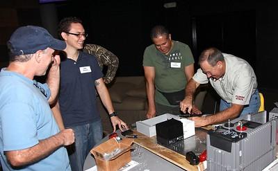 Solar Workshop Photos