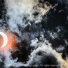 Emerging eclipse drama