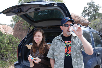 2008 Dealer Conference Hike