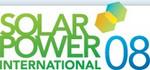 2008 Solar Power International San Diego