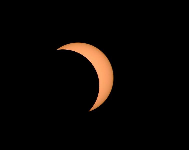 75% solar eclipse August 2017