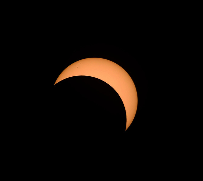 75% solar eclipse August 2017