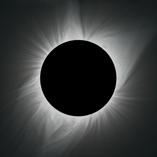Sun's Corona at Eclipse
