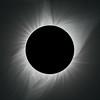 Sun's Corona at Eclipse