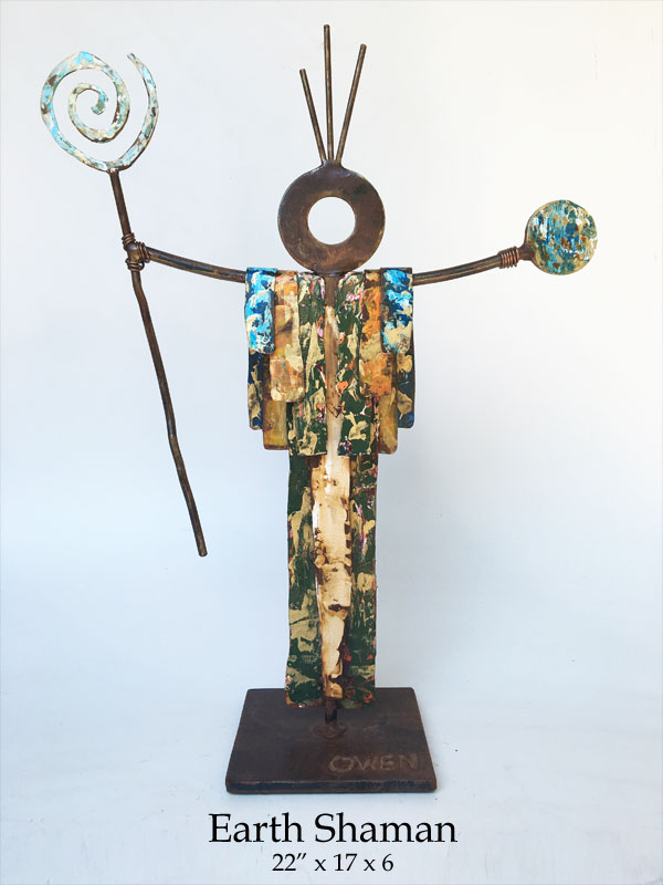 Earth Shaman (SOLD)