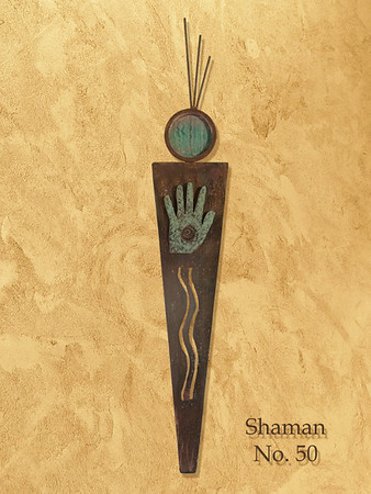 Shaman 50 (SOLD)