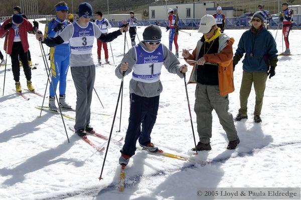 Soldier Hollow Biathlon, March 05
