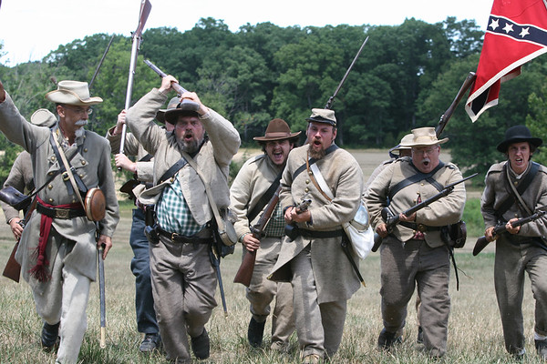 Gettysburg Living History - 2007