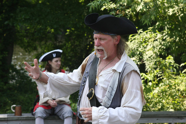 Pirate Day 2009 - Cashie River Center, Windsor, NC