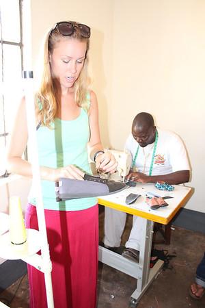 Visiting Sole Hope in Uganda Dec 2013