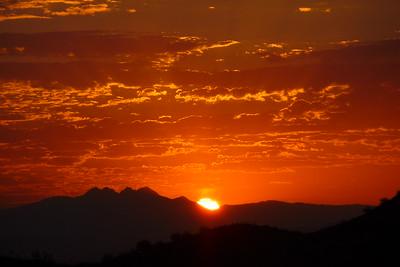 Four Peaks Sunrise2
