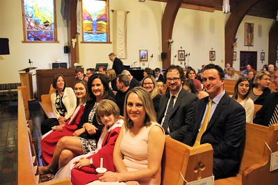 Solemn Easter Vigil Service & Mass