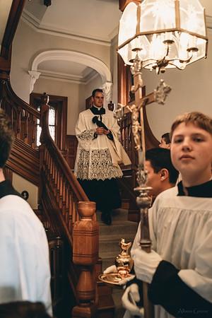 2157 Lancaster Pontifical LatinMass