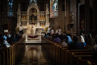 2736 Lancaster Pontifical LatinMass