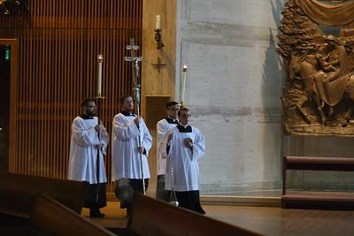 Solemn Vespers with Bishop Steven Lopes