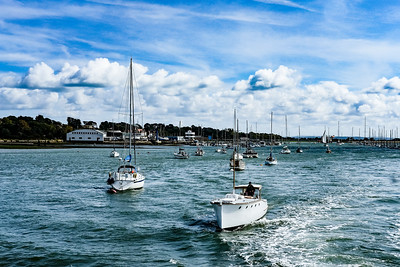 Solent, Southampton Water and the River Hamble