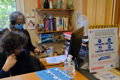 L'action sociale de Bagnolet par temps de coronavirus
