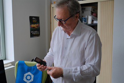 Les smartphones fraternels d'ATD - Quart Monde