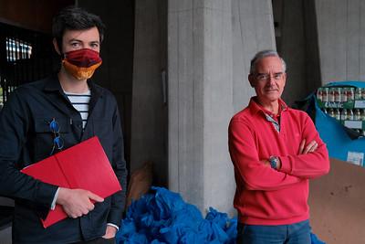 Olivier ... et Frédéric Gautier
