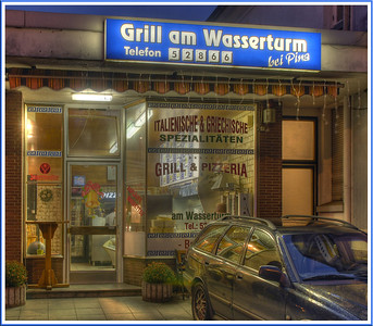Grill am Wasserturm - Solingen - 2007