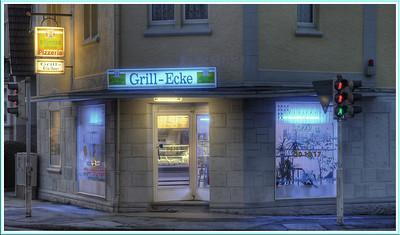 Grill Ecke - Solingen - 2007