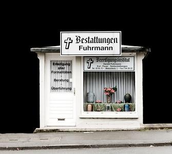 Bestattungen Furhrmann - Solingen 2008
