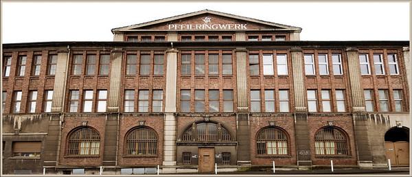 Pfeilringwerk Sudentenstraße - Solingen 2008
