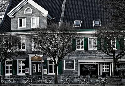 Kaffehaus Gräfrath - Baujahr: erste Hälfte 18. Jahrhundert Solingen 2012