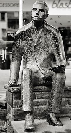 Peter Witte Bronze, Alter Markt - Solingen 2012