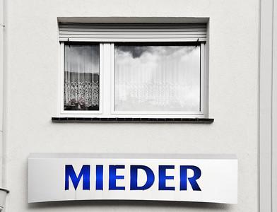Fassade Ohligser Tor / Alter Markt - Solingen 2012