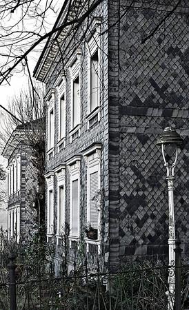 Zwillingsvillen Altenhofer Str. 16 und Friedrich-Albert-Lange-Str. 1 - Baubeginn 1879 - Solingen 2012