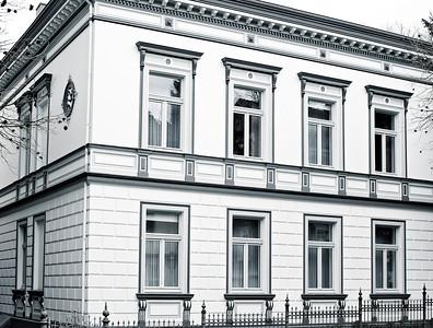 Mell Villa - Gräfrath - Baujahr zwischen 1885 u. 1889  Solingen 2012