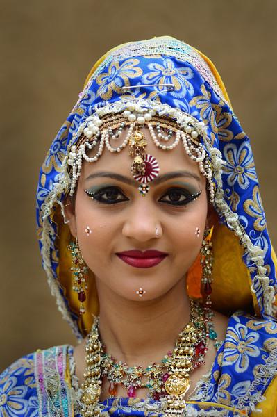 Dancer from Mathura