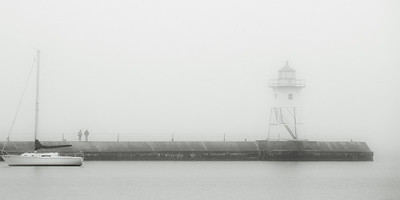 Grand Marais MN Lighthouse