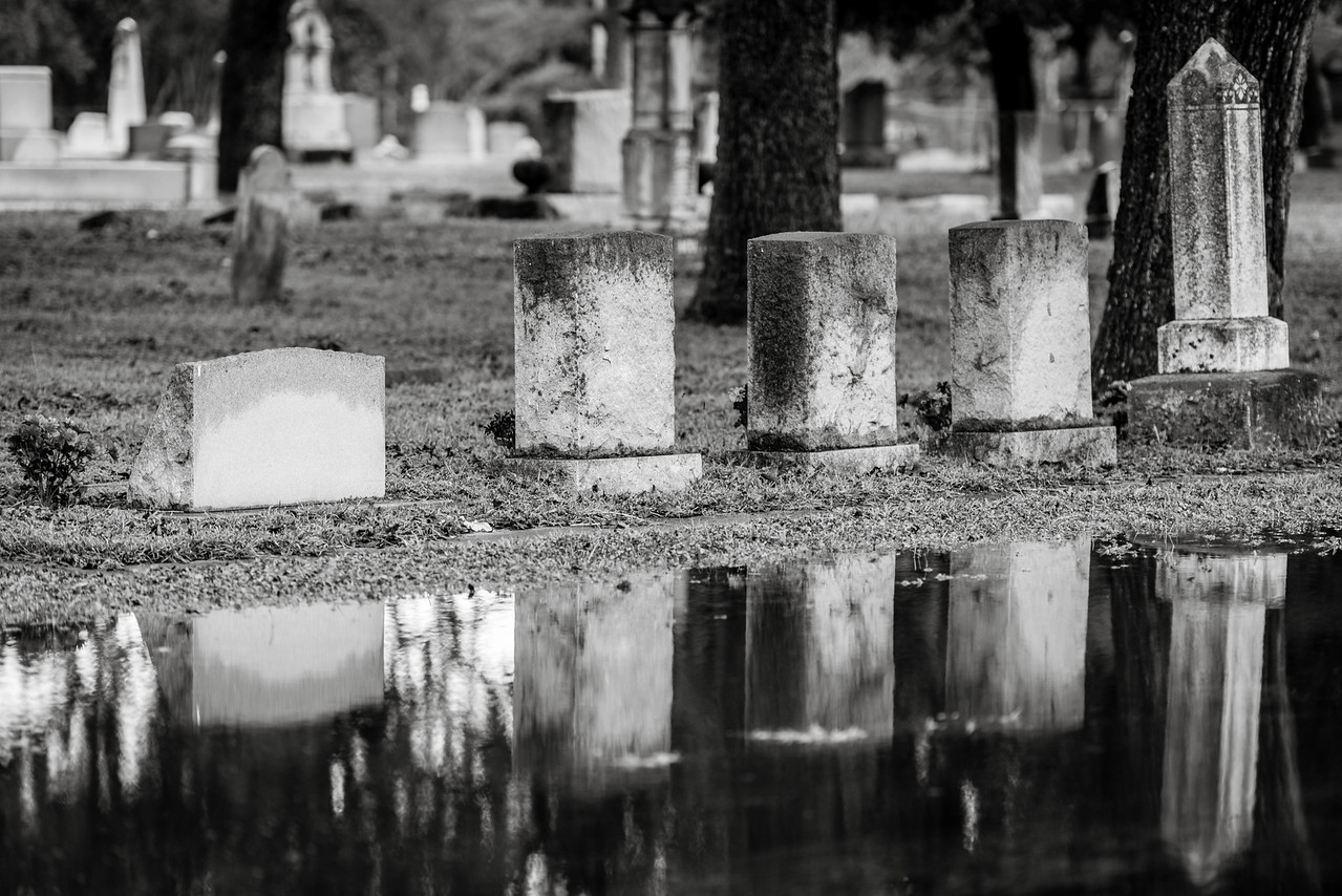 Flooded Graveyard