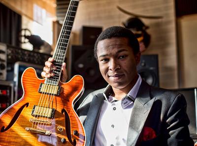 Solomon Hicks -Guitar Oct 2016