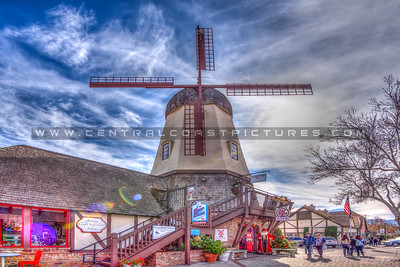 solvang windmill 5233-