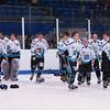 Sharks Celebrate winning the 2013 KD Falvell Welding Northern Cup