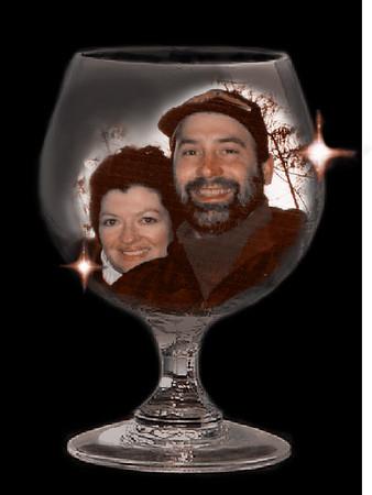 Stuart and Sarah
