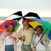 "Sara, Jeff and Lonnie in Lido Beach.  The umbrellas just seemed to ""work"" 4923"