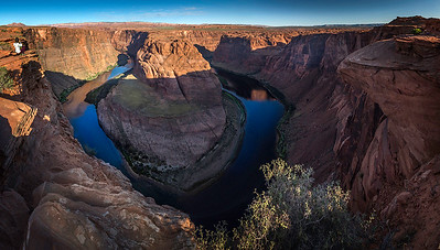 Horse Shoe Bend (sunrise)