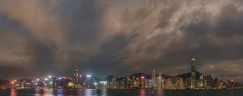 Hong Kong in all its glory!